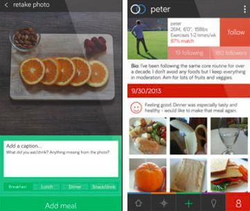 Daily App: TwoGrand helps you watch what you eat by photo journaling your meals