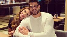 """Nicole Bahls desmente boatos de separação com Marcelo Bimbi: """"Estamos felizes"""""""