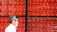 Glitch halts all trade on Tokyo stock exchange