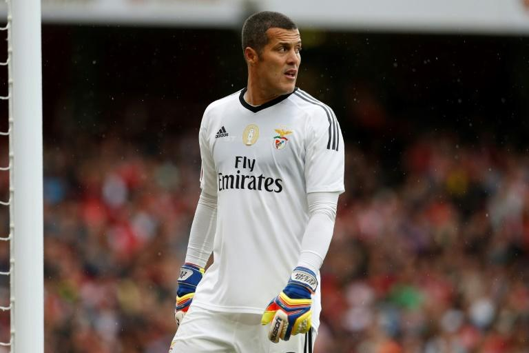 first rate 2024a b4089 Former Brazil keeper Cesar leaves Benfica