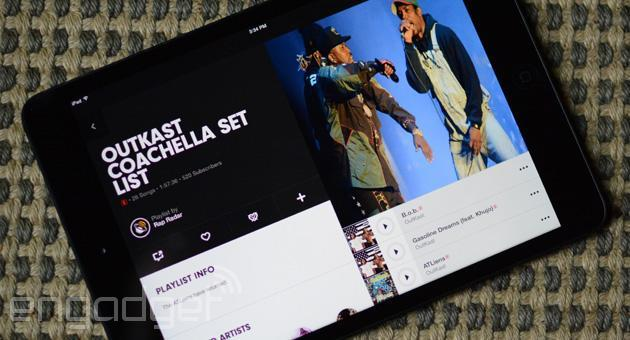 Beats Music finally outfits the iPad after an iOS update