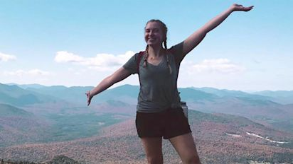 College student plunges to death during night hike
