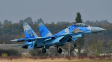 Two pilots killed in Ukraine fighter jet crash: military