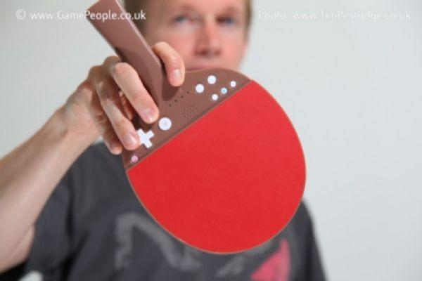 Wii Ping Pong paddle reviewed, loved, unavailable for purchase