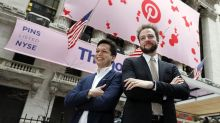 Pinterest releases its first quarterly earnings report as a publicly traded company