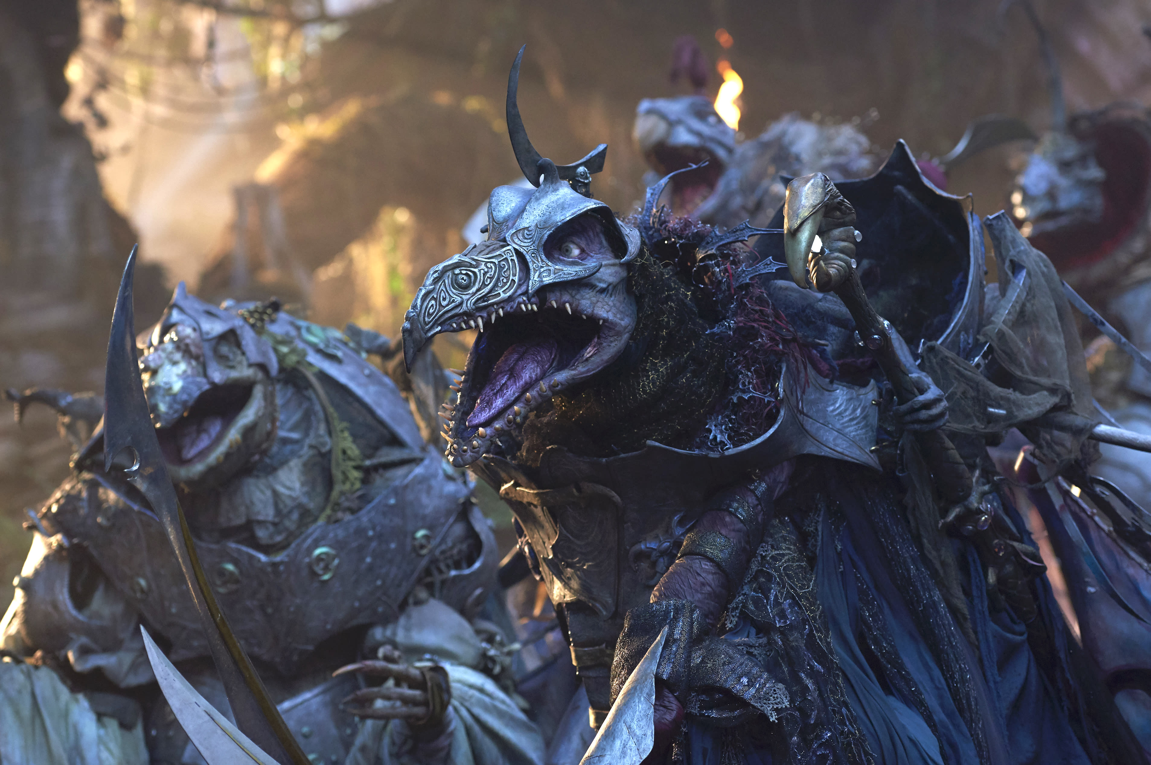 The Dark Crystal' Producers Discuss That Epic Ending and