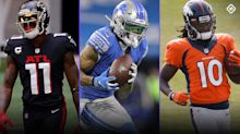 Fantasy Injury Updates: Julio Jones, Kenny Golladay, Jerry Jeudy, more WRs affect Week 3 start-sit decisions
