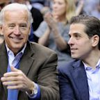 Joe Biden's son Hunter announces resignation from Chinese firm amid impeachment row
