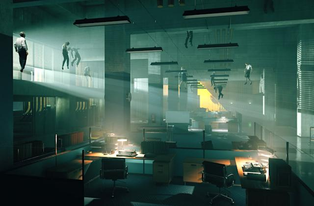 Remedy's creepy 'Control' arrives August 27th