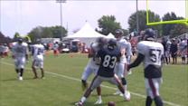 NFL Player Fined, Suspended Indefinitely For Fight At Training Camp