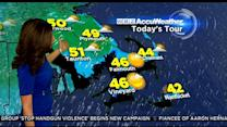WBZ AccuWeather Morning Forecast For March 31