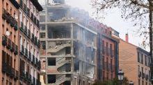 Heftige Explosion im Zentrum von Madrid