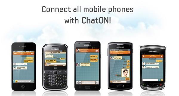 Samsung ChatON now available as web-based messaging client