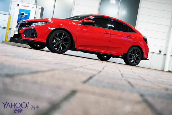 台灣就是缺這輛!Honda第10代Civic Hatchback東京輕試駕!