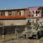 Taliban attack on U.S. military base kills two, injures dozens