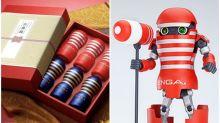 TENGA禮盒裝大方得體 機械人版12月推出
