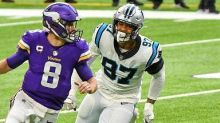Panthers put Yetur Gross-Matos on COVID-19 list
