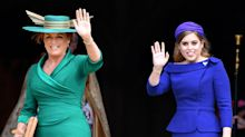 'Never has a mother been more proud': Sarah Ferguson breaks silence after Princess Beatrice's wedding