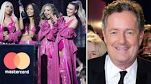 Piers Morgan accuses Little Mix of 'fat-shaming' him