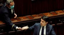 Italy may relax some coronavirus measures by end of April - Conte