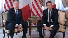 Trump accepts invitation to visit France for Bastille Day celebrations