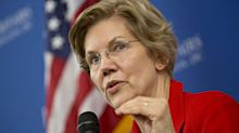 Warren turns up rhetoric against Wall Street in 2020 bid