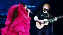 Ed Sheerans und Beyoncés Outfits beim Global Citizen Festival lösen Gender-Debatte aus