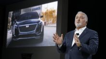 Cadillac vehicles to go electric by 2030, will get real names