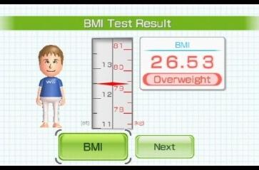 Wii Fit is U.S. Customary Measurement Training for Canadians