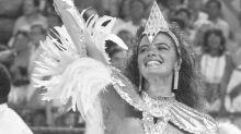 Luma de Oliveira elege seus dois momentos mais icônicos na Sapucaí
