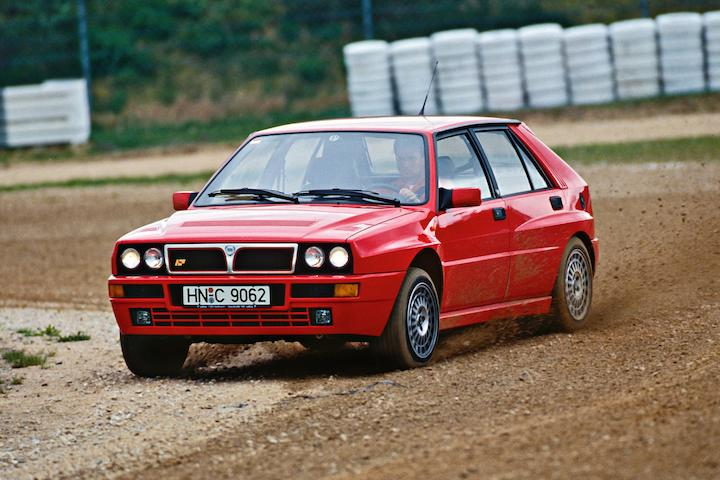 execs are allegedly begging for a new lancia delta integrale. Black Bedroom Furniture Sets. Home Design Ideas