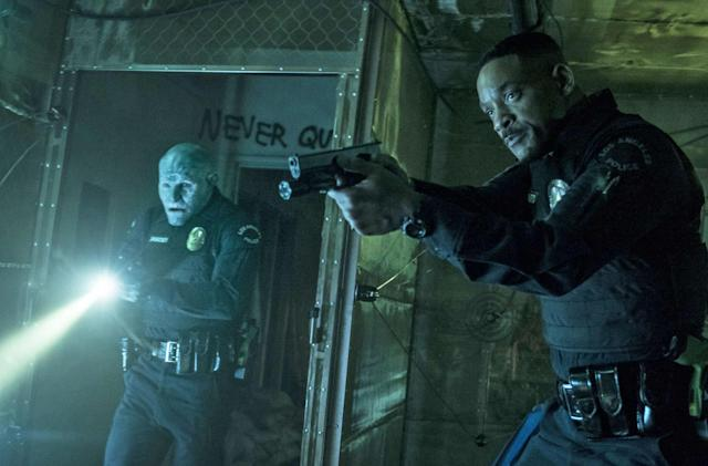 Netflix drops the full trailer for David Ayer's 'Bright'