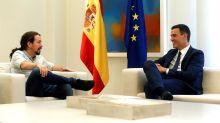 Salario mínimo de mil euros y alquiler, ejes ahora de la negociación con Podemos