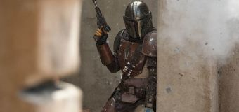 'Mandalorian' trailer: 'I'm in love with this show already'