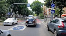 Fahrradstraße: Gesperrte Körtestraße soll notfalls gepollert werden