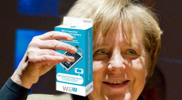 Nintendo's high-capacity Wii U GamePad battery lands in the UK and Germany