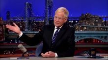 David Letterman returns to TV with new Netflix show