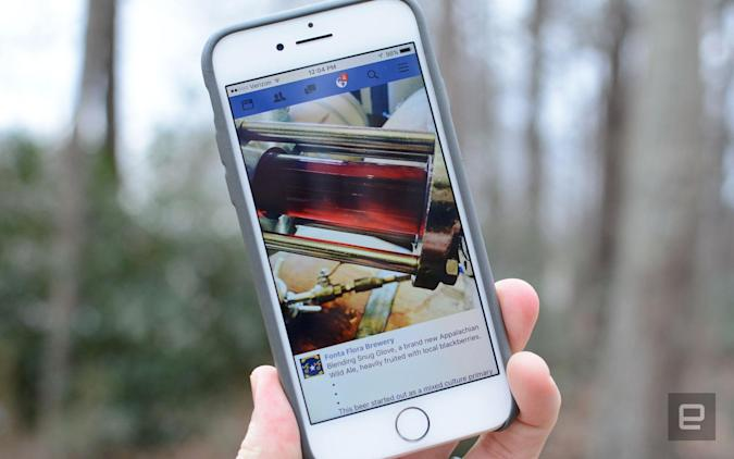 Facebook's AI image search can 'see' what's in photos
