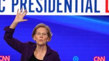 Warren's Relish for Combat Over Compromise Faces Sternest Test