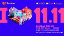 Deals alert: Must buys from Lazada's 11.11 sale