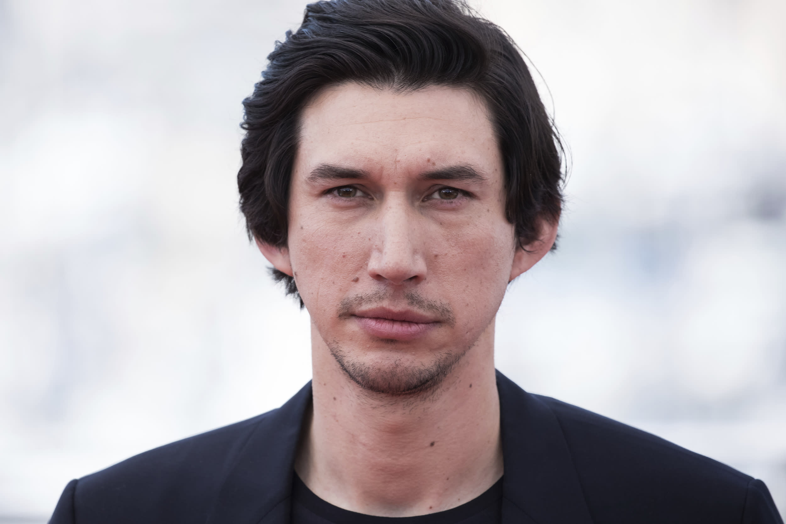 """Well before he would become """"Star Wars"""" villain Kylo Ren, Adam Driver served in the Marine Corps. He joined not long after Sept. 11, 2001. He has said that post-service, while studying drama at Juilliard, he had difficulty relating to other students and adjusting to a life outside the Marines. He now runs the non-profit Arts in the Armed Forces."""