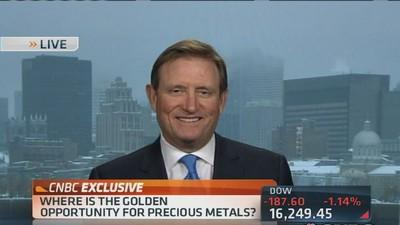 Goldcorp CEO: China gold demand strong