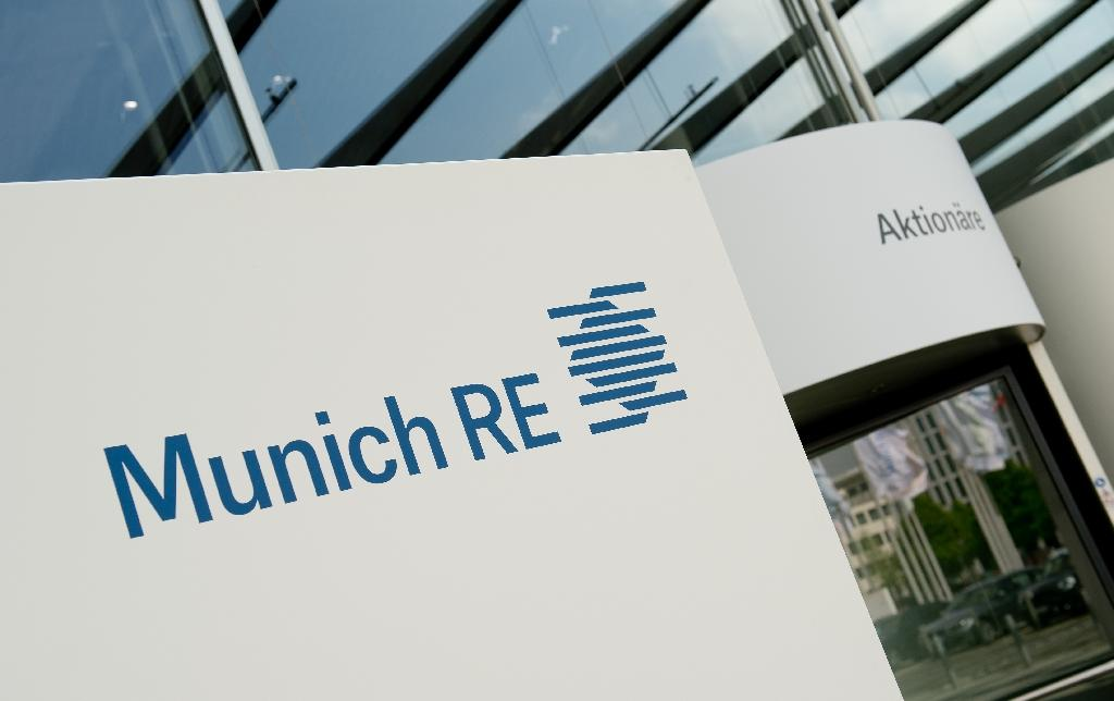 Munich Re booked net profits of 2.3 billion euros last year, up from just 375 million in a catastrophe-plagued 2017