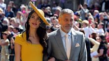 Amal Clooney's Iconic Yellow Royal Wedding Dress Is Now Available to Buy