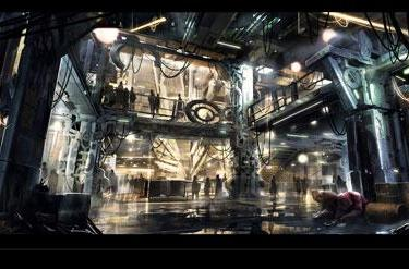 Eidos' Deus Ex: Universe is an 'expanding and connected' world that spans platforms and titles