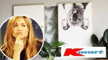Kmart fan spots husband's 'hilarious' koala poster prank