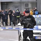 The Latest: US: Montenegro attack not part of ongoing threat