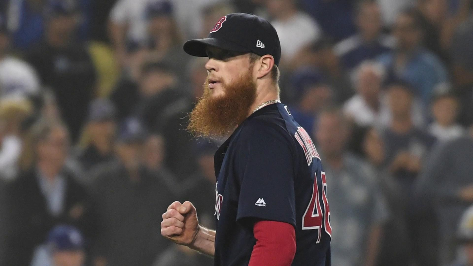 NL Central could get even tougher as Brewers enter talks with Craig Kimbrel