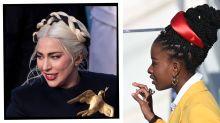 Lady Gaga And Amanda Gorman's Braids Won The Inauguration