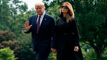 US Election 2020: Books spill on the Trumps' 'strange' marriage